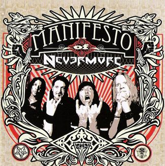 Manifesto of Nevermore cover (Click to see larger picture)