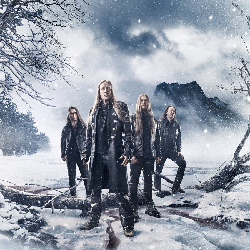 Wintersun - Photo
