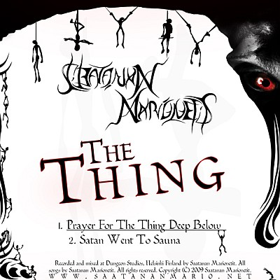 Saatanan Marionetit - The Thing