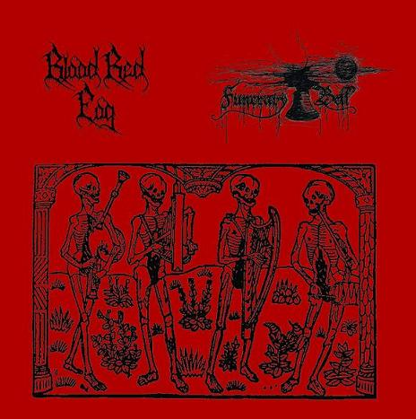 Blood Red Fog / Funerary Bell - Blood Red Fog / Funerary Bell