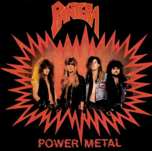 Pantera - Power Metal - Encyclopaedia Metallum: The Metal Archives