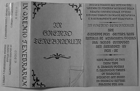In Gremio Tenebrarum - In Gremio Tenebrarum