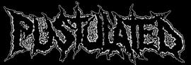 Pustulated - Logo
