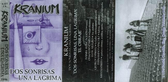 Kranium - Dos sonrisas, una lágrima