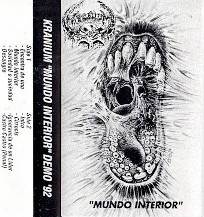 Kranium - Mundo Interior