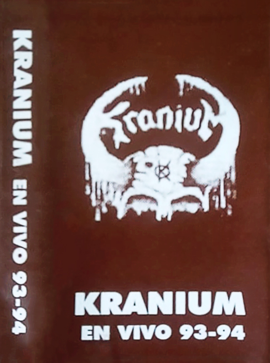 Kranium - Kranium en Vivo (93-94)