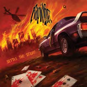 Rapid Fire - Settle the Score