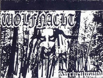 Wolfnacht - Kirchenbrand