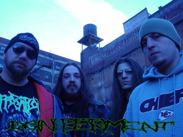 Disinterment - Photo