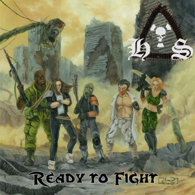 H.o.S. - Ready to Fight