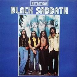 Black Sabbath - Attention! Black Sabbath Volume 2