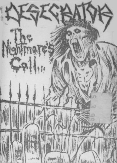 Desecrator - The Nightmare's Call...