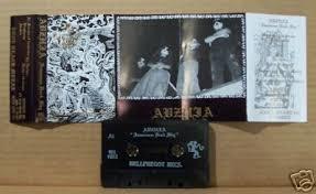 Avzhia - Immense Dark Sky