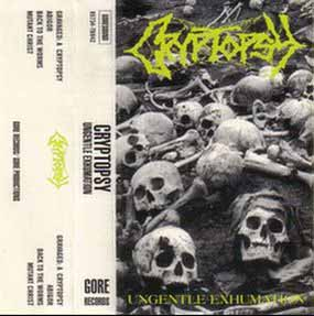 Cryptopsy - Ungentle Exhumation