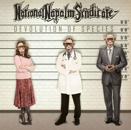 National Napalm Syndicate - Devolution of Species