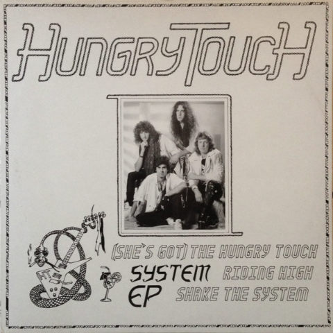 Hungry Touch - System