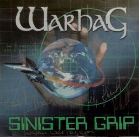 Warhag - Sinister Grip