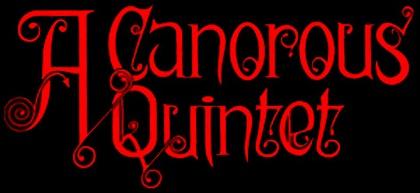 A Canorous Quintet - Logo