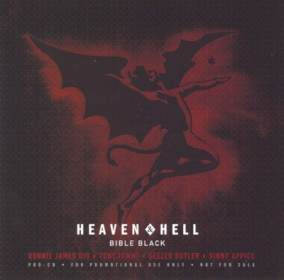 Heaven & Hell - Bible Black