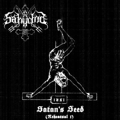 Sahrana - Satan's Seed (Rehearsal 1)