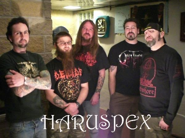 Haruspex - Photo
