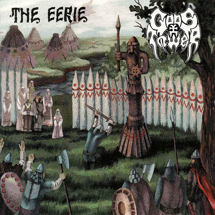 Gods Tower - The Eerie