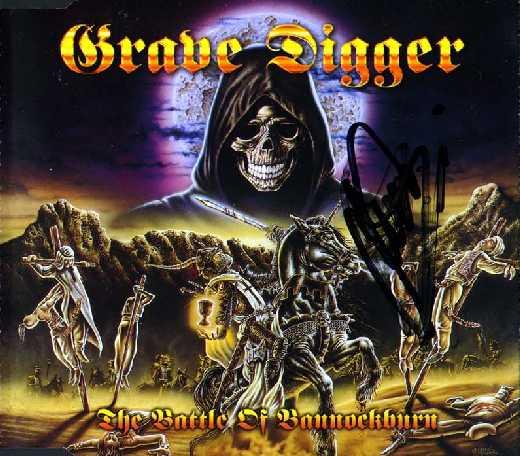 Grave Digger - The Battle of Bannockburn