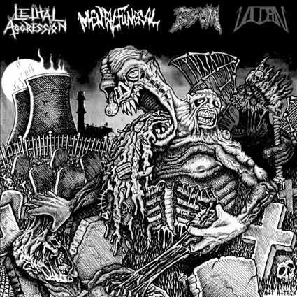 Mental Funeral / Lethal Aggression / Vulcan / BSOM - Annihilation / Devastation