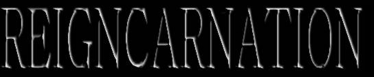 Reigncarnation - Logo