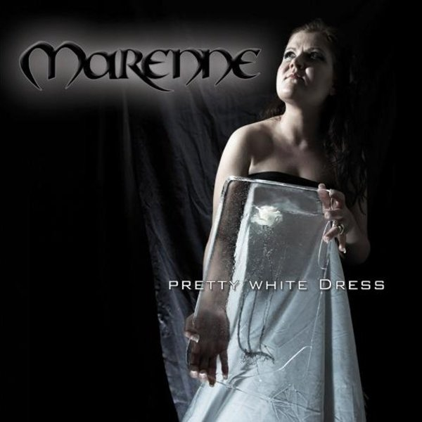 Marenne - Pretty White Dress