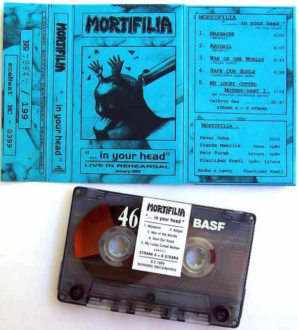 Mortifilia - ... in Your Head