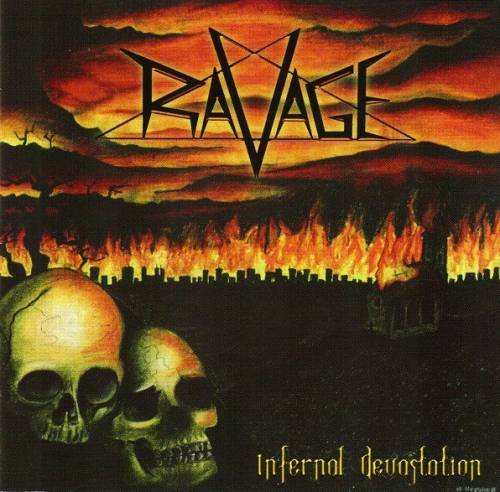 Ravage - Infernal Devastation
