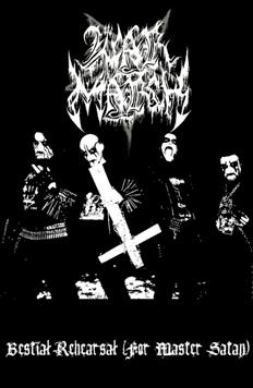 Warmarch - Bestial Rehearsal (For Master Satan)