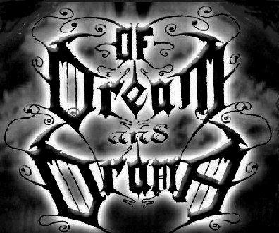 Of Dream and Drama - Logo