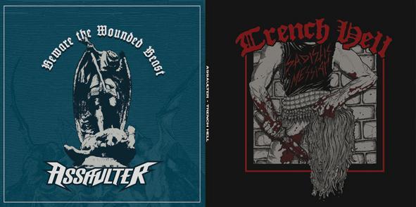 Trench Hell / Assaulter - Trench Hell / Assaulter