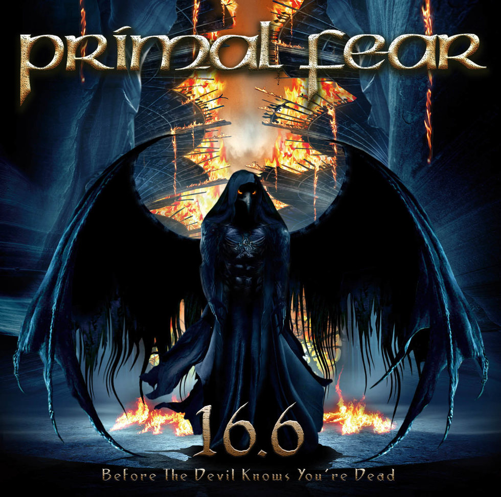 Primal Fear - 16.6 (before The Devil Knows Your Dead) Cover Download