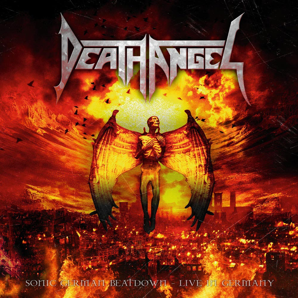 Death Angel - Sonic German Beatdown - Live in Germany