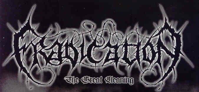 Eradication - Logo