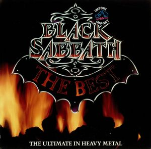 Black Sabbath - The Best: The Ultimate in Heavy Metal
