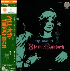 Black Sabbath - The Best Of