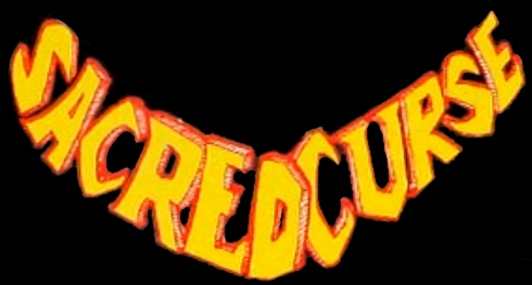Sacred Curse - Logo
