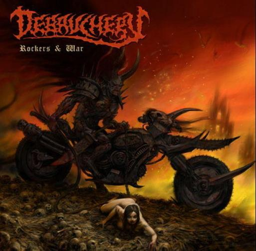 Debauchery - Rockers & War