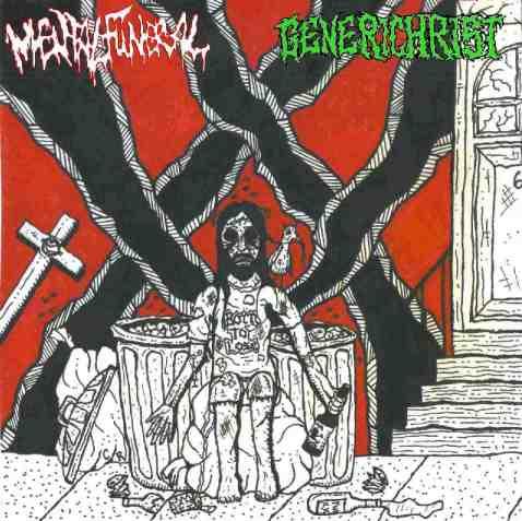 Mental Funeral / Generichrist - Mental Funeral / Generichrist