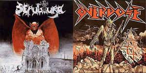 Sepultura / Overdose - Bestial Devastation / Século XX