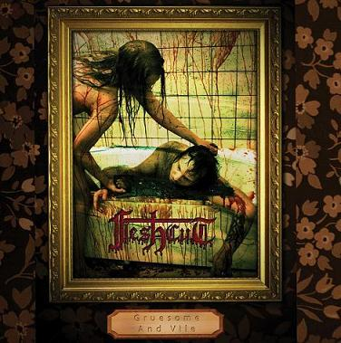Fleshcut - Gruesome And Vile [2009] 231894