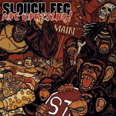 The Lord Weird Slough Feg - Ape Uprising!