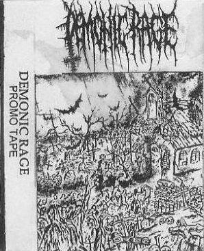 Demonic Rage - Promo Tape