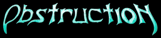 Obstruction - Logo