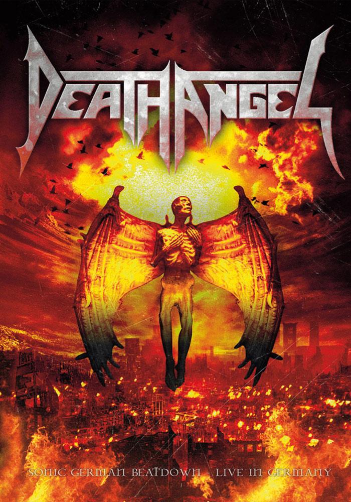 Death Angel - Sonic German Beatdown - Live in Germany