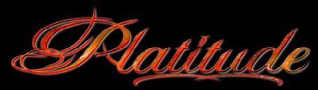 Platitude - Logo